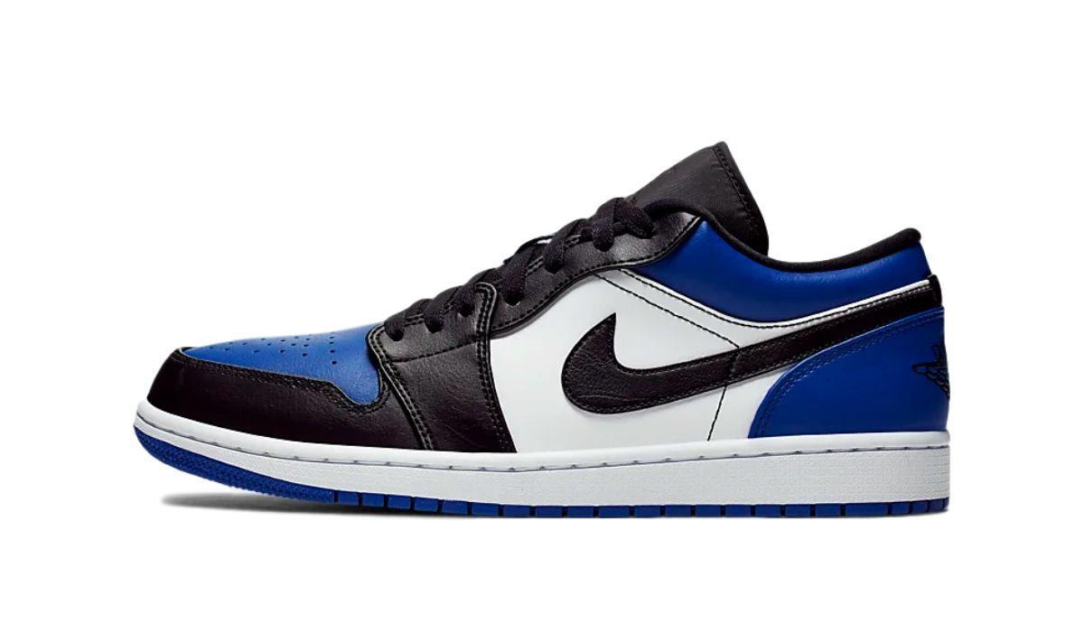 Nike Air Jordan 1 Low Royal Toe