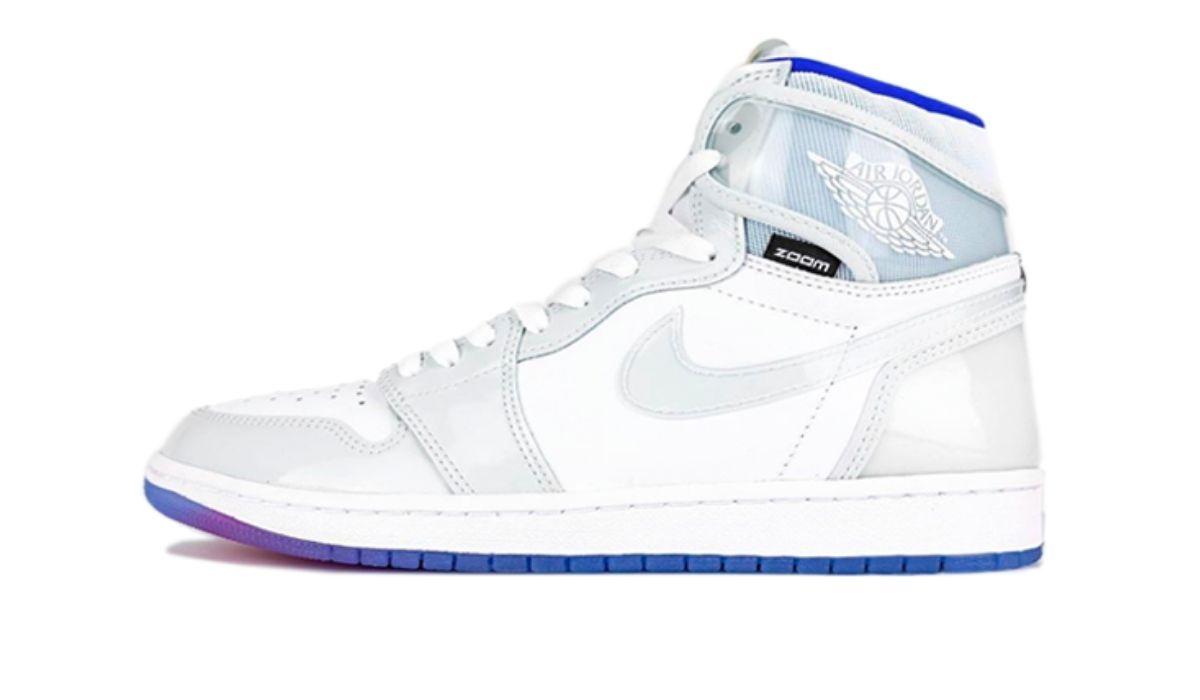 "Nike Air Jordan 1 Zoom ""Racer Blue"""