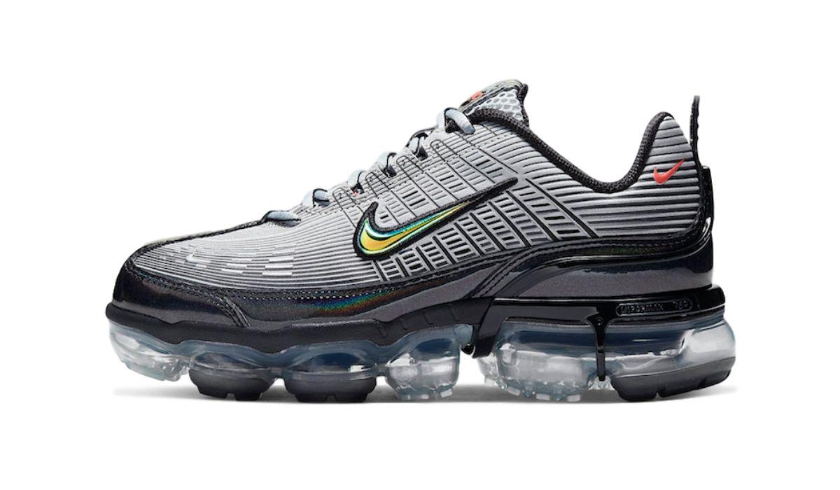 Nike Air Vapormax 360 Silver