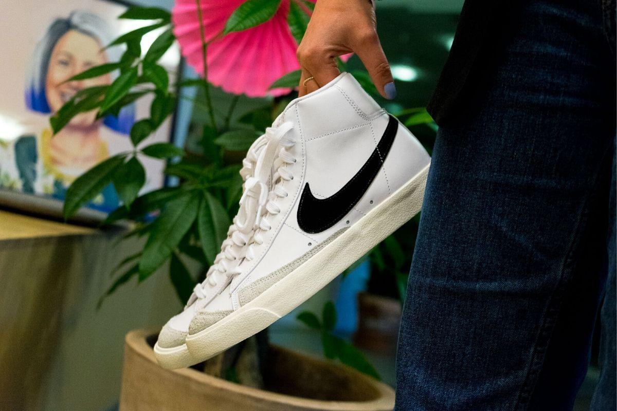 Nikes Blazer Mid 77 Vintage er nostalgi, når det er bedst