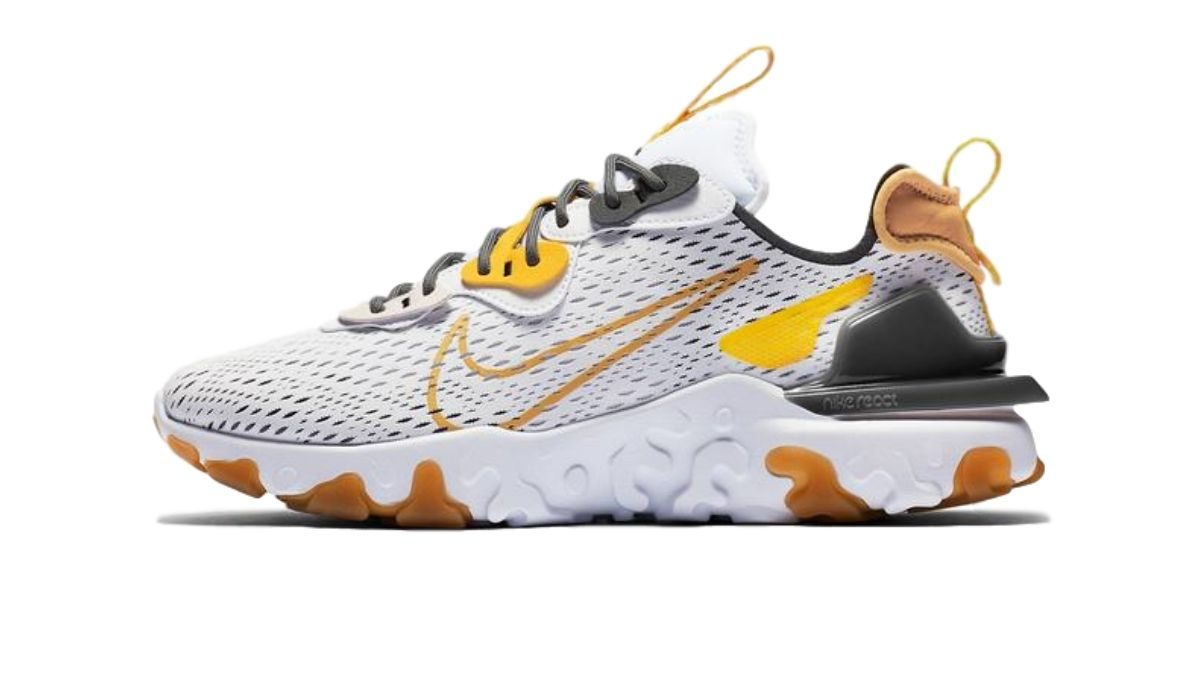 Nike React Vision WhiteHoneycomb   Forhandlere   CD4373 100