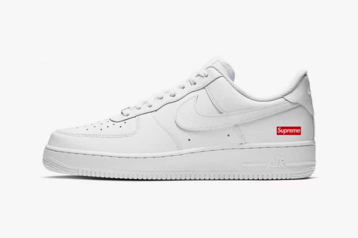 Nyt samarbejde mellem Supreme og Nike er på vej