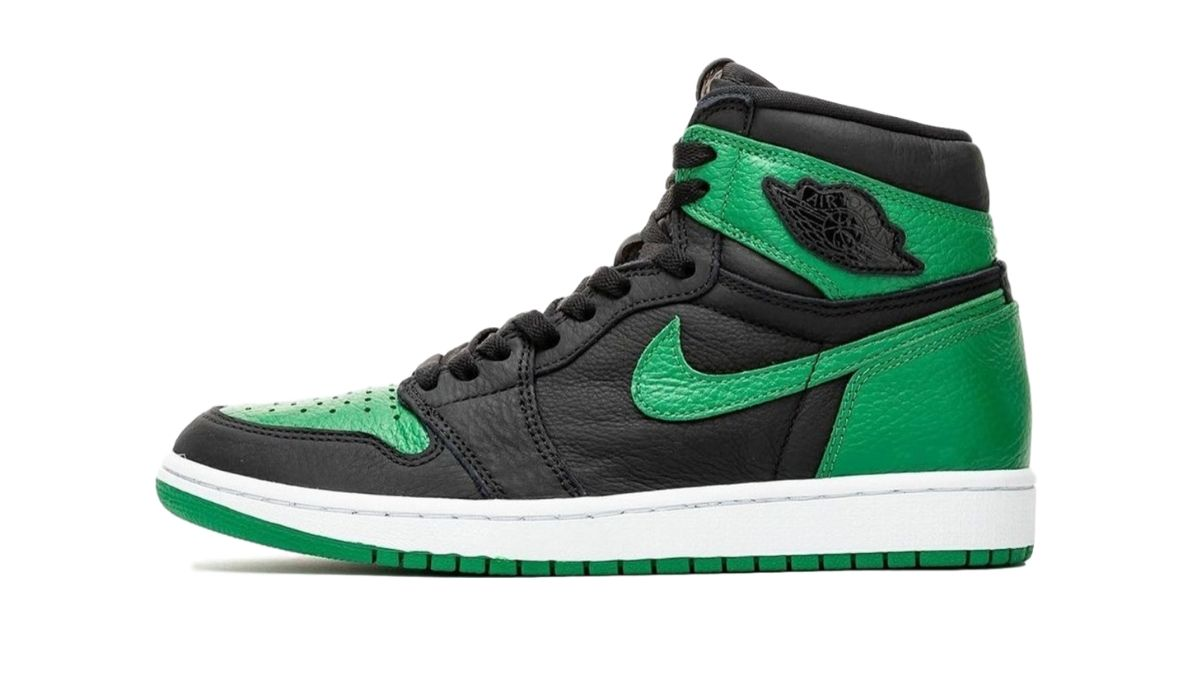 Nike Air Jordan 1 Retro Pine Green