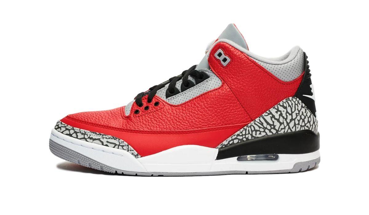 Nike Air Jordan 3 Retro SE Red Cement