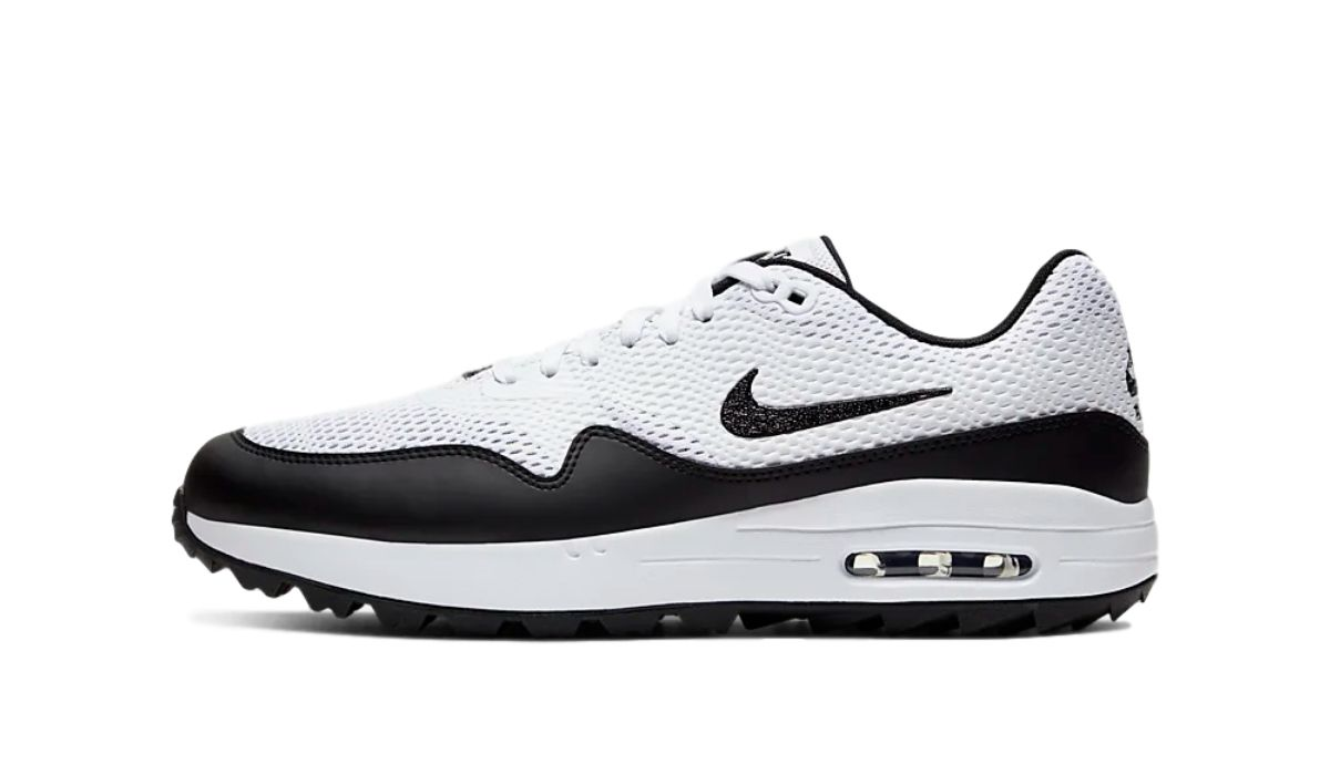 Nike Air Max 1 Golf White Black