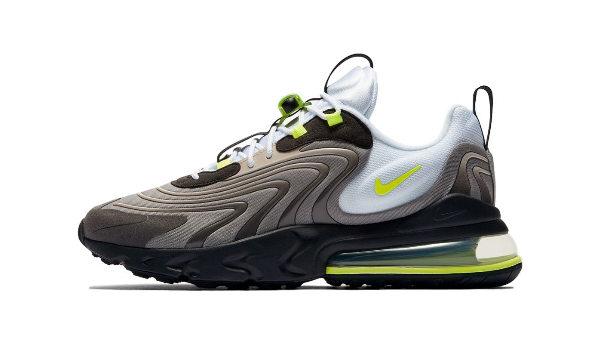 Nike Air Max 270 React ENG Neon | Release | CW2623 001