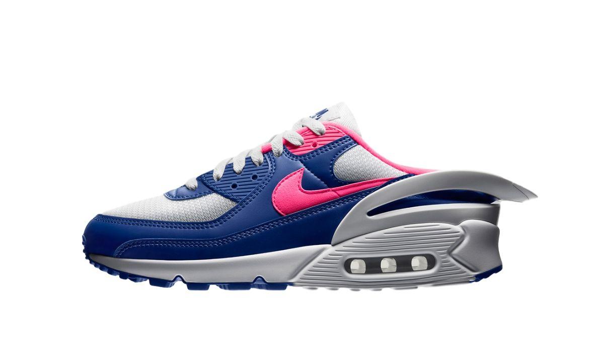 Nike Air Max 90 Flyease Blue