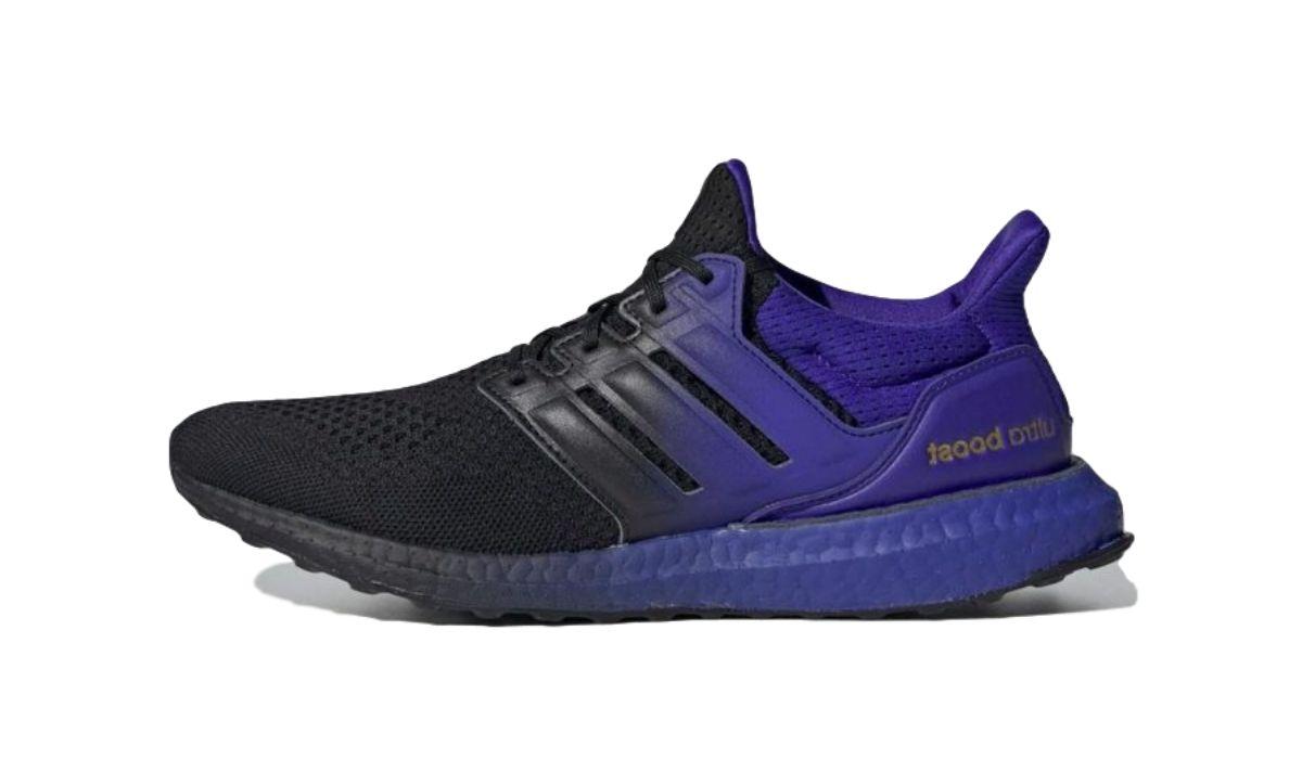 adidas Ultra Boost OG Anniversary Black Purple