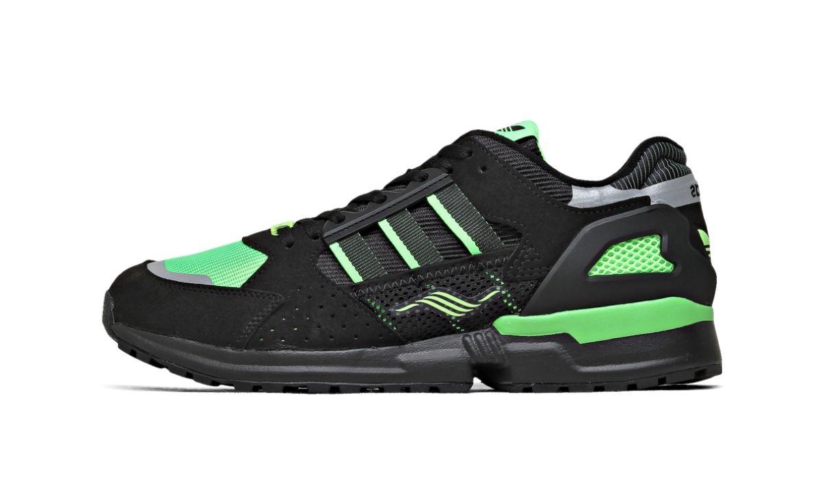 adidas ZX10.000 C Black/Green