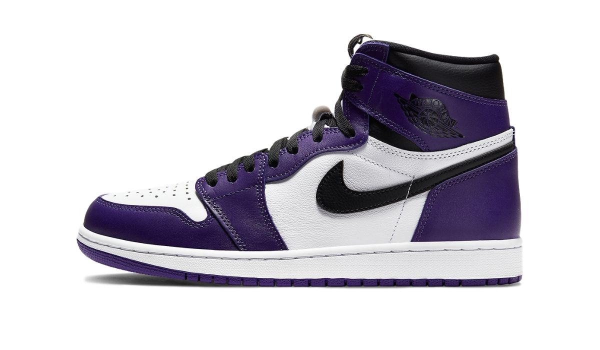 Nike Air Jordan 1 High OG Court Purple