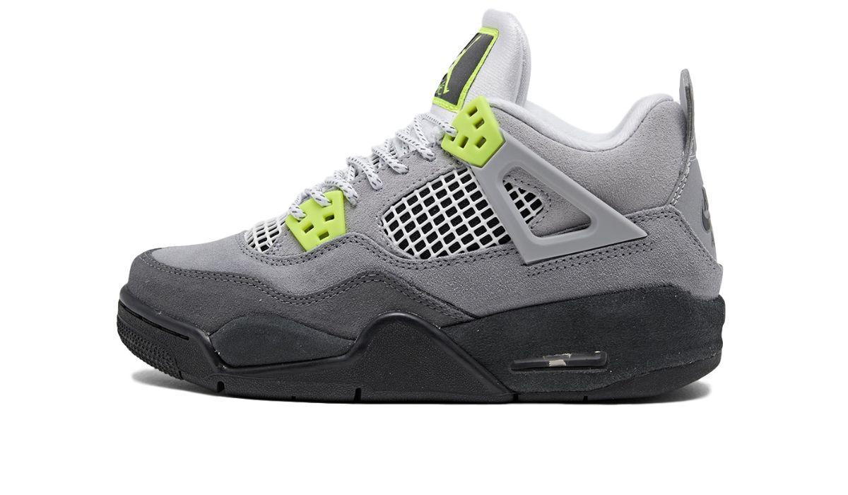 Nike Air Jordan 4 SE Neon