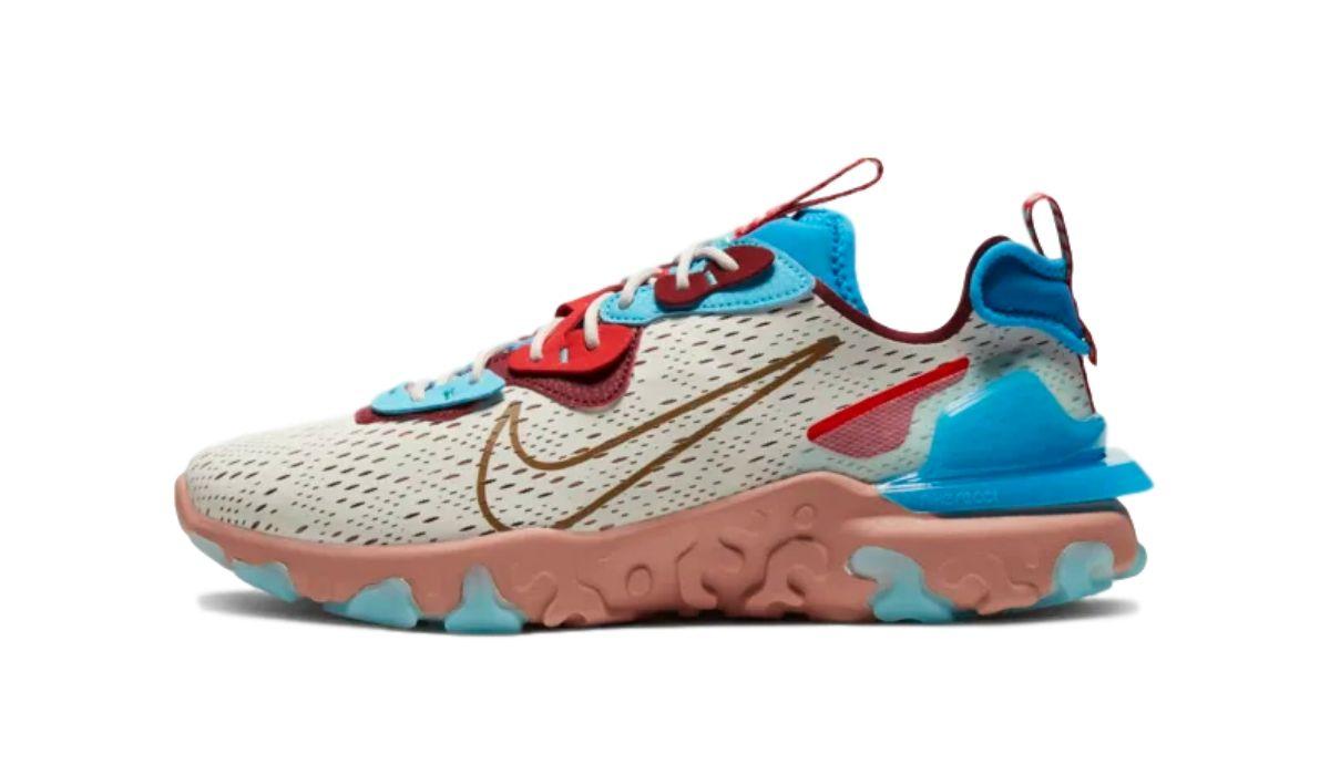 Nike React Vision Desert Oasis