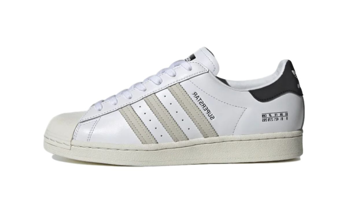 adidas Superstar Inside Out White