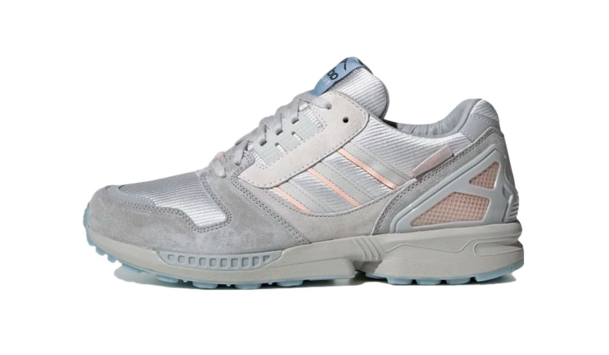 adidas ZX 8000 Grey Pink | Release Info | FU7311