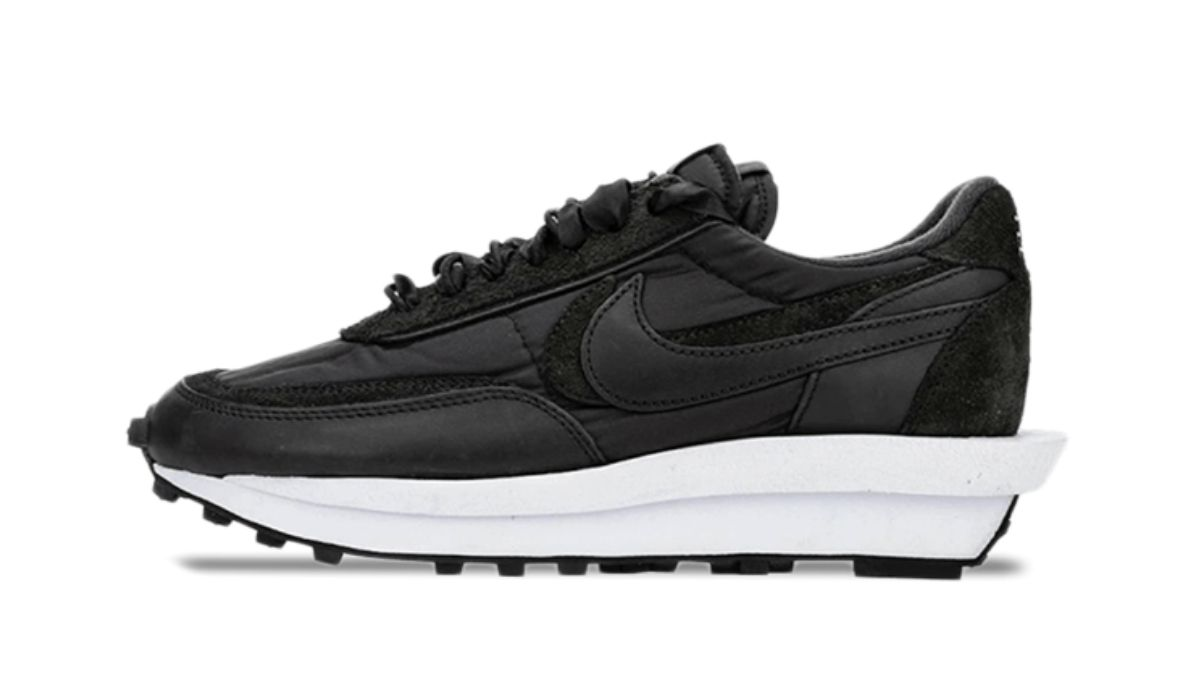 sacai x Nike LDWaffle Black