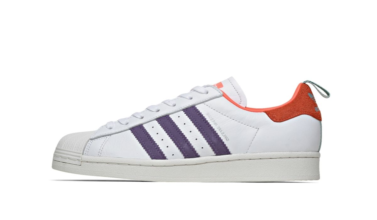 Girls Are Awesome x adidas Superstar