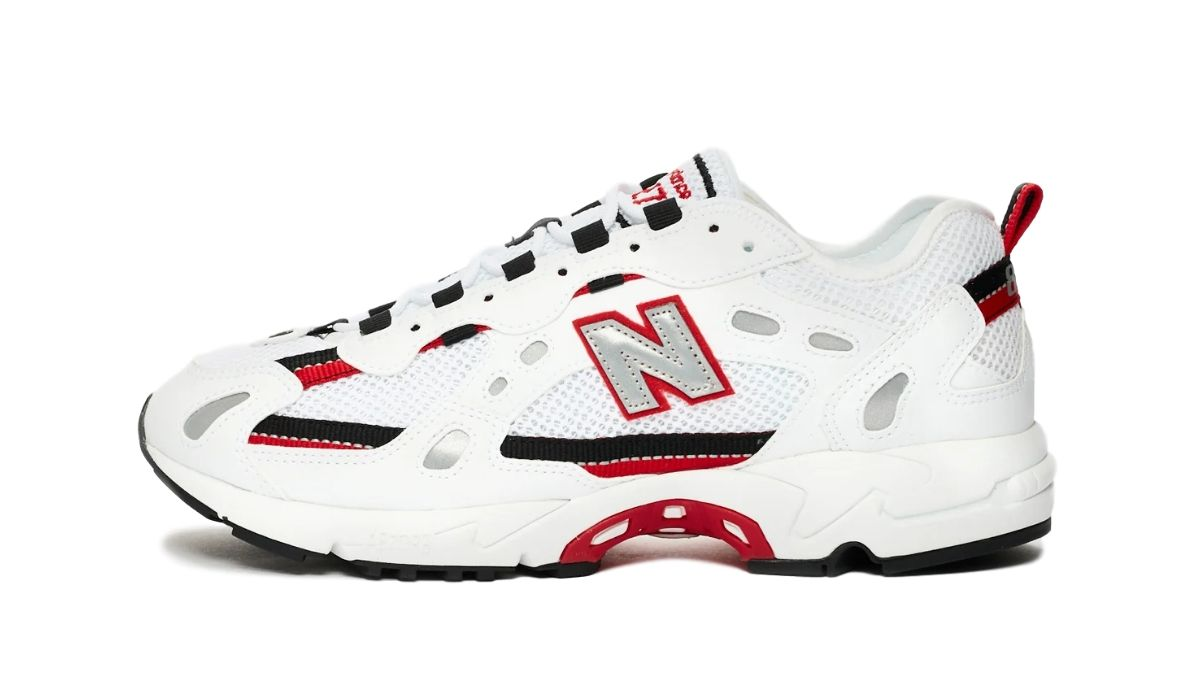 New Balance 827 Abzorb White/Red