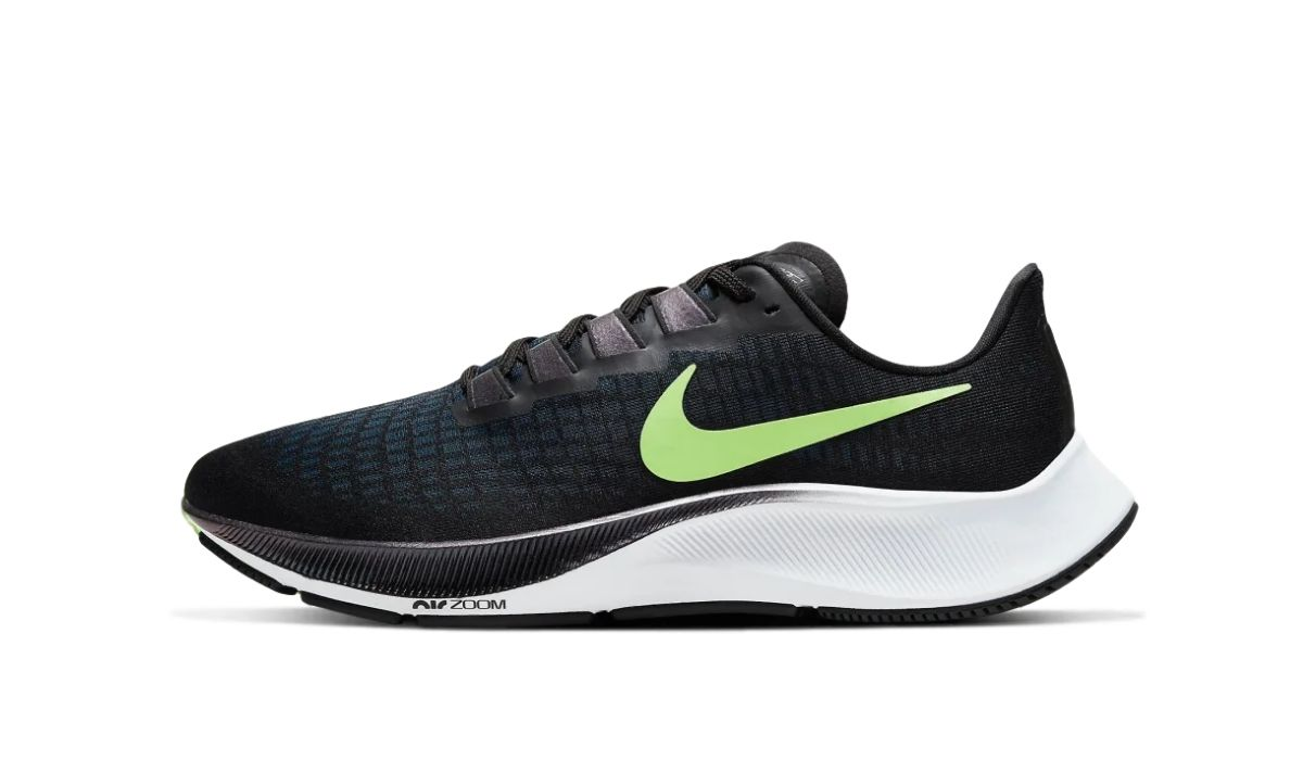 Nike Air Zoom Pegasus 37 Black White
