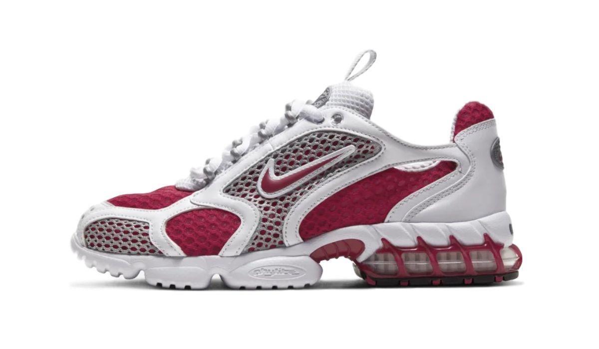 Nike Air Zoom Spiridon Cage 2 Cardinal Red