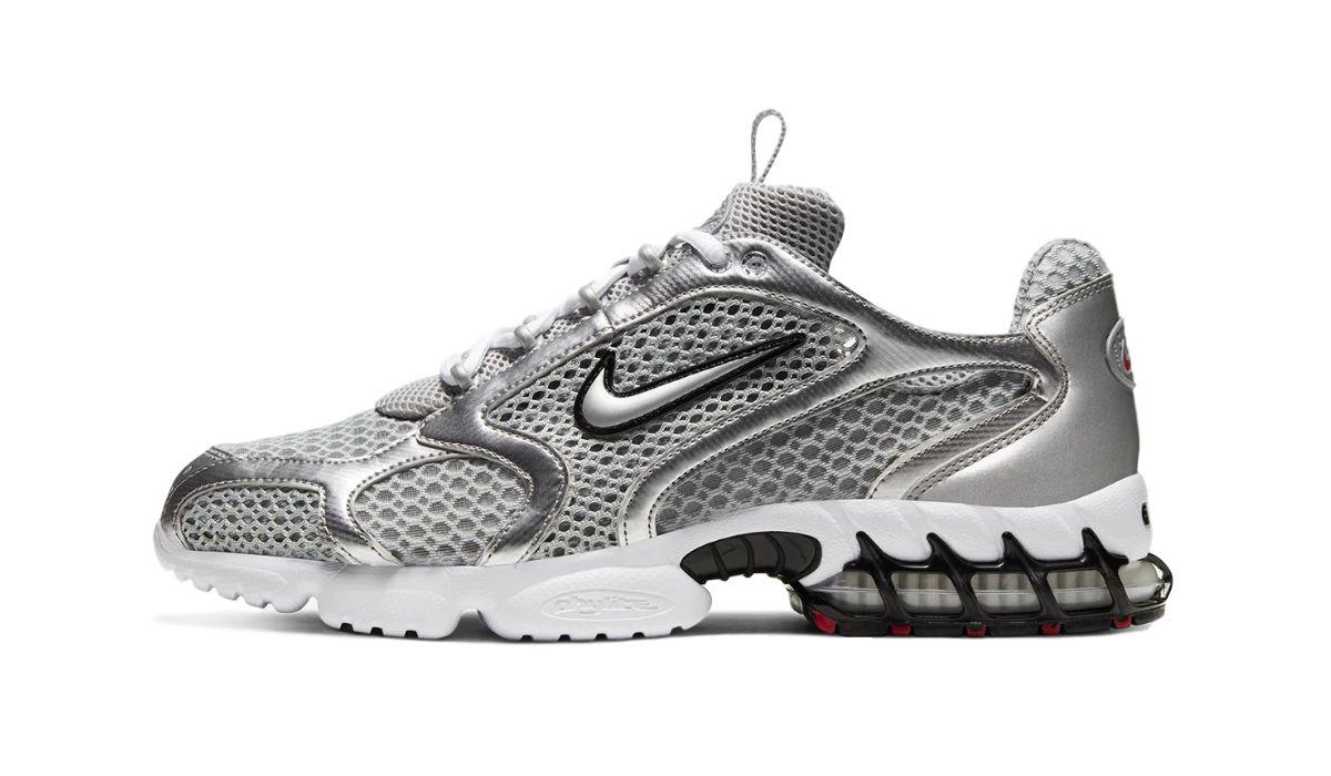Nike Air Zoom Spiridon Cage Silver