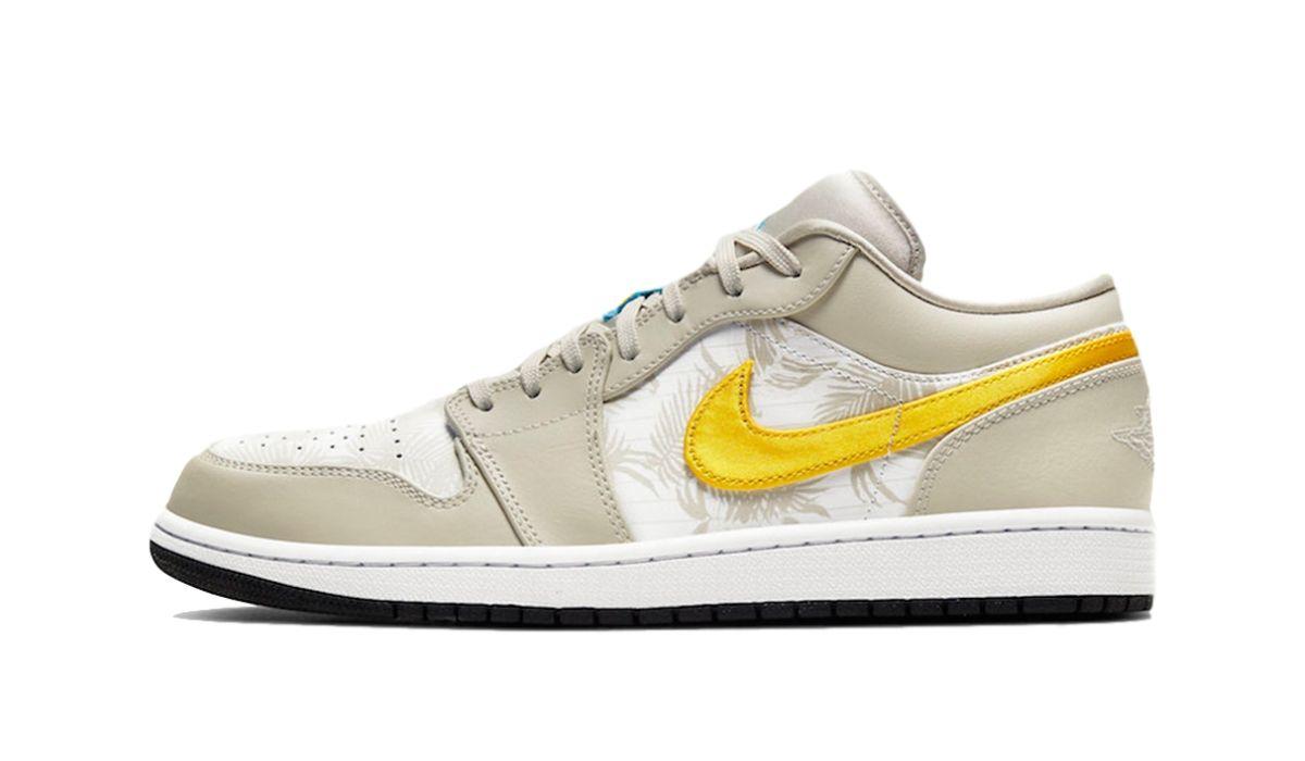 Nike Jordan 1 Low Tropical Orewood