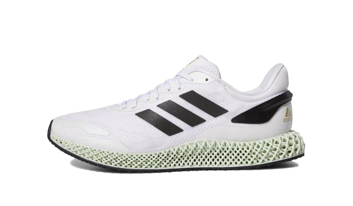 adidas 4D Run 1.0 White/Black