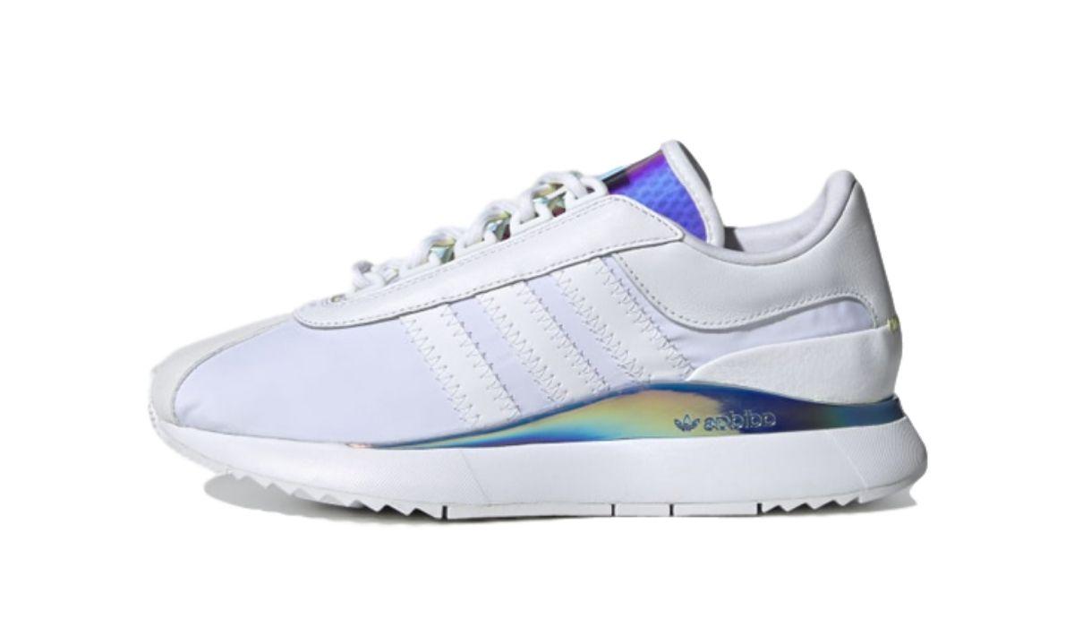 adidas SL Andridge White Iridescent