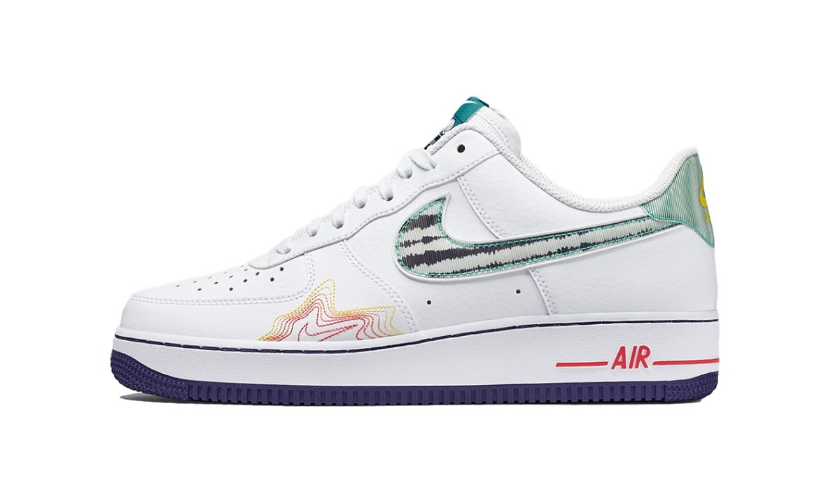 Nike Air Force 1 Low Music