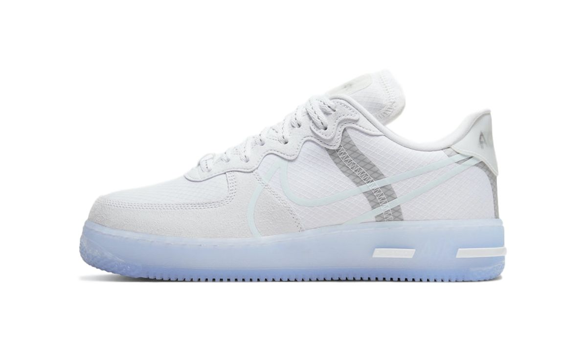 Nike Air Force 1 React White Ice Blue