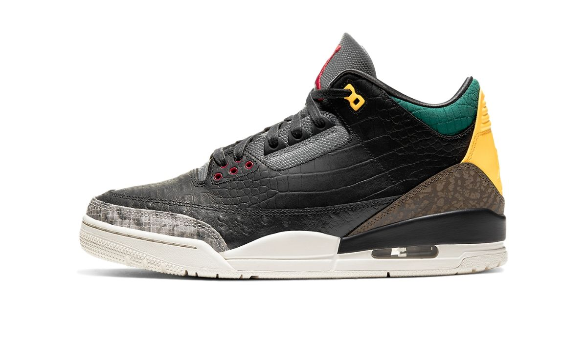 Nike Air Jordan 3 Animal Instinct 2.0