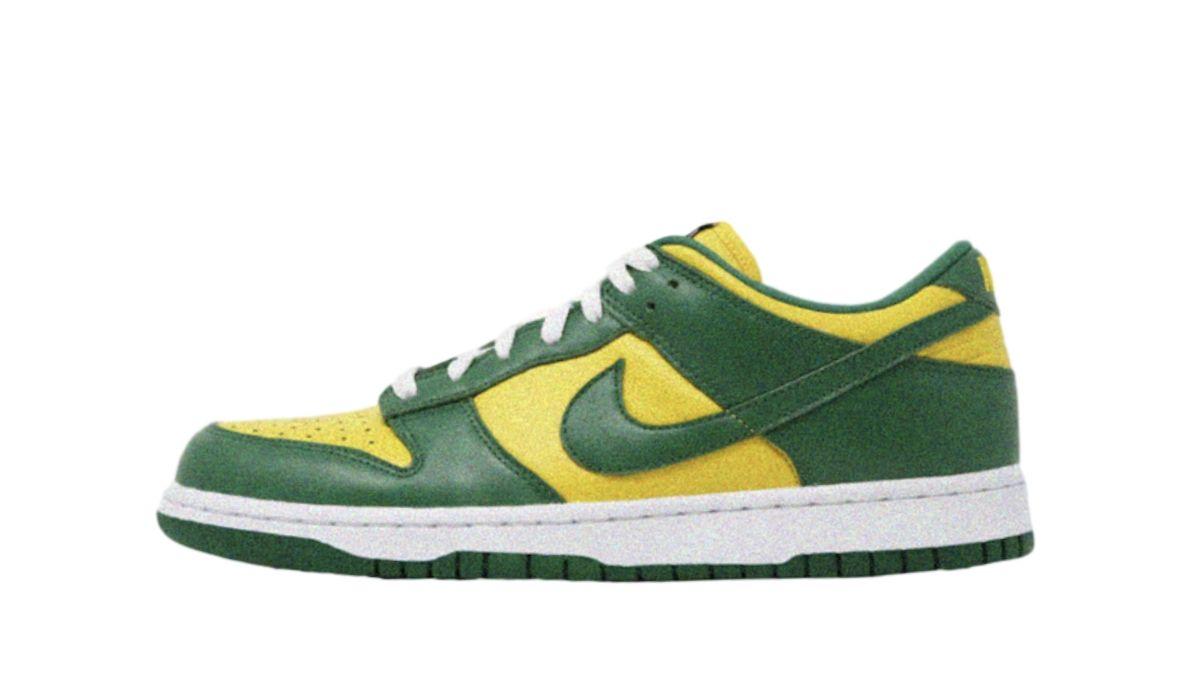 Nike Dunk SB Low Brazil