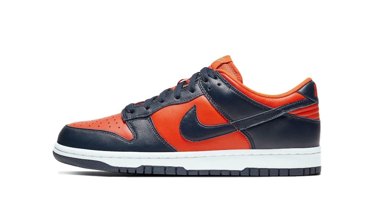 Nike Dunk SB Low Champ Colors