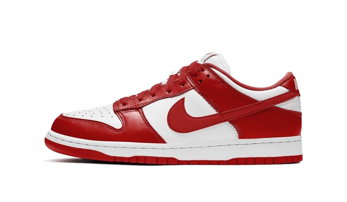 Nike SB Dunk Low University Red