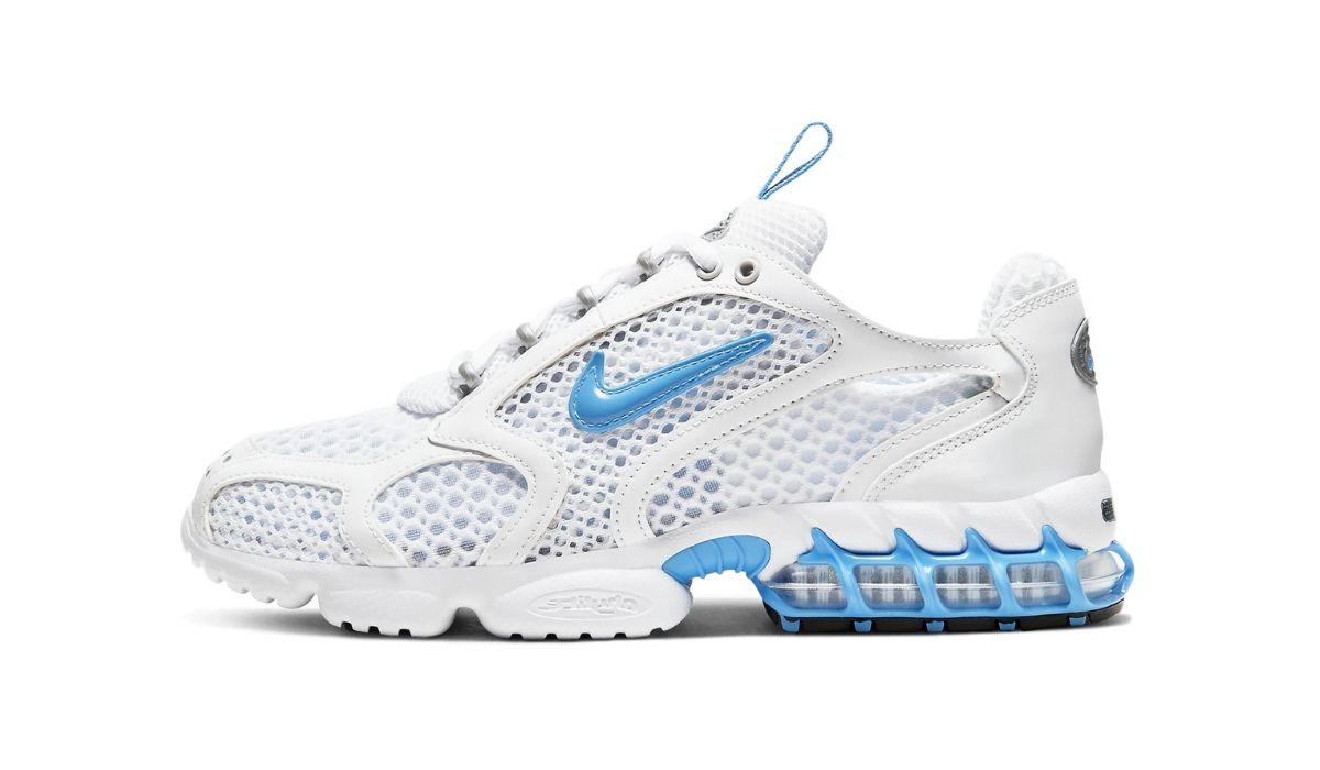 Nike Spiridon Cage 2 White Blue