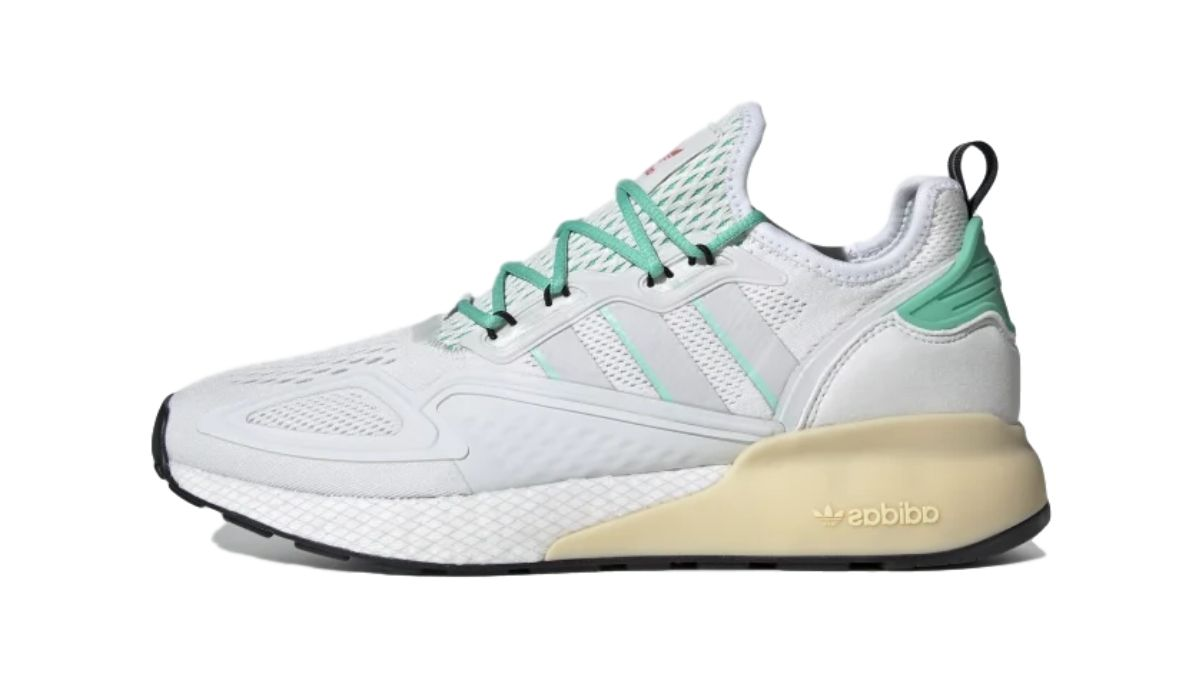 adidas ZX 2K Boost Crystal White