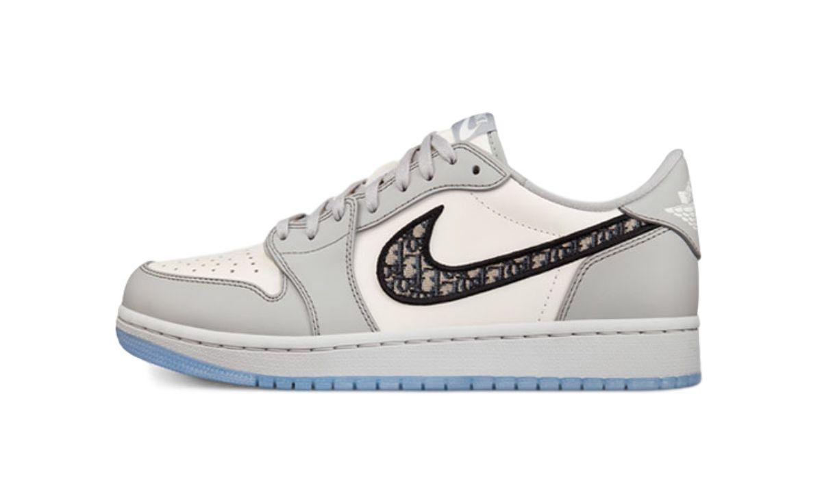"""DIOR x Nike Air Jordan 1 Low """"Air Dior"""""""