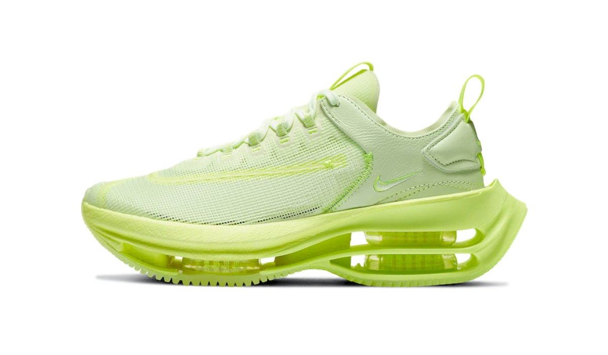 Nike WMNS Zoom Double Stacked White Volt