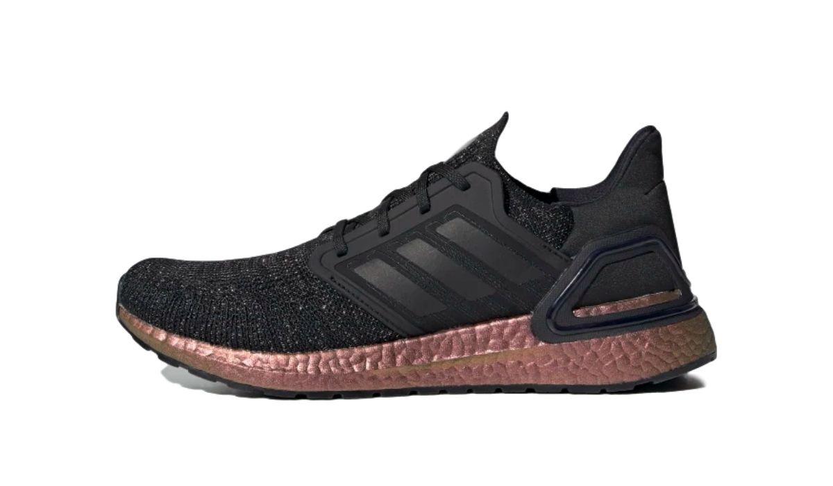 adidas Ultra Boost 20 Black Bronze
