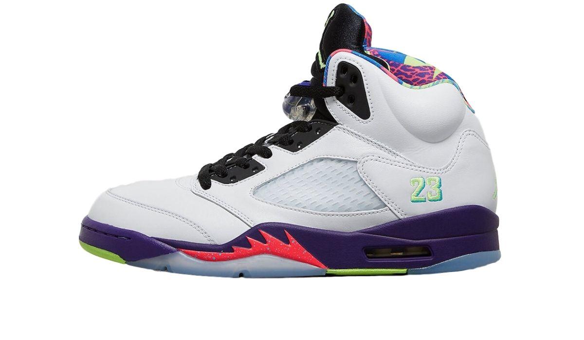 Nike Air Jordan 5 Retro Alternate Bel-Air