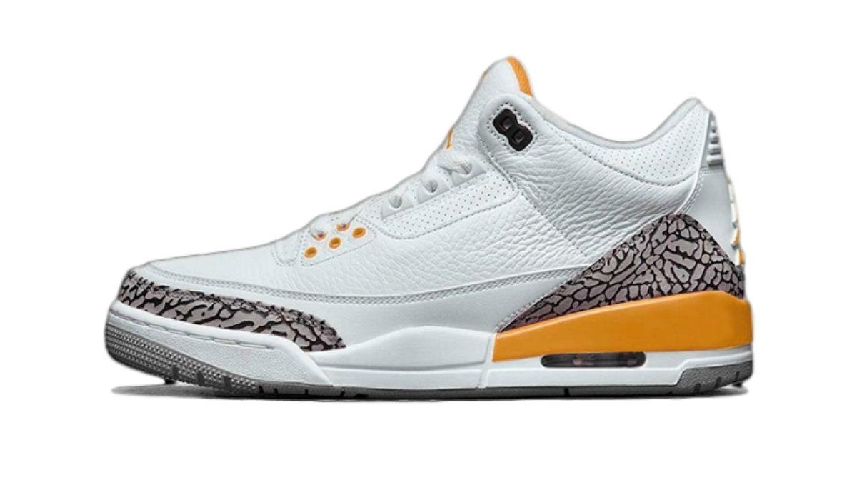 Nike WMNS Air Jordan 3 Laser Orange