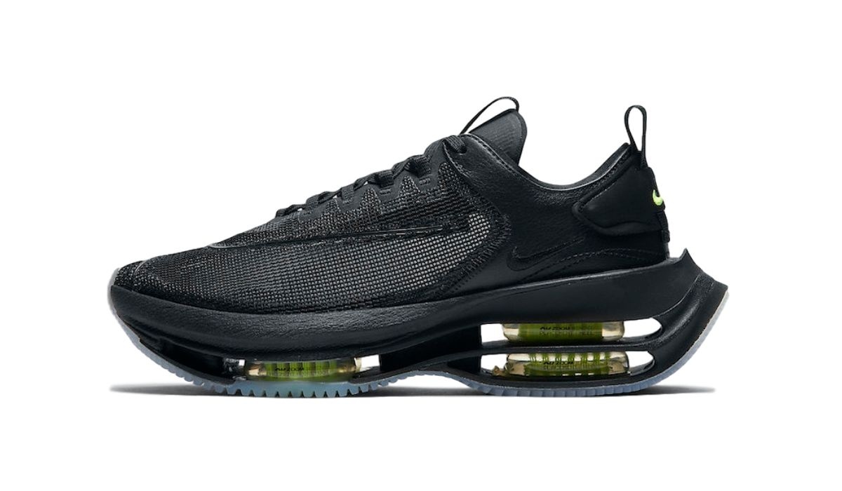 Nike WMNS Zoom Double Stacked Black