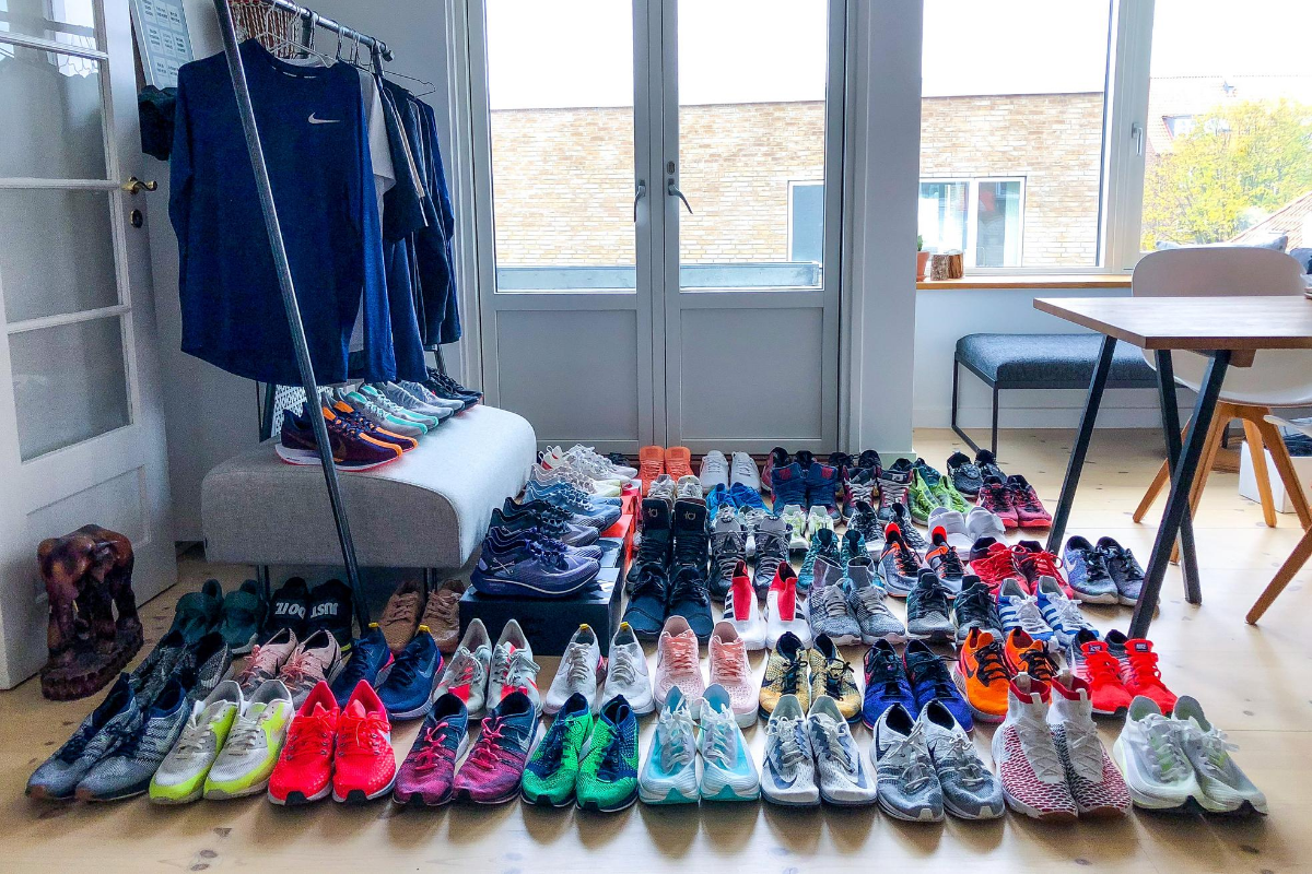 Min sneaker-samling: Jonathan Windfeld