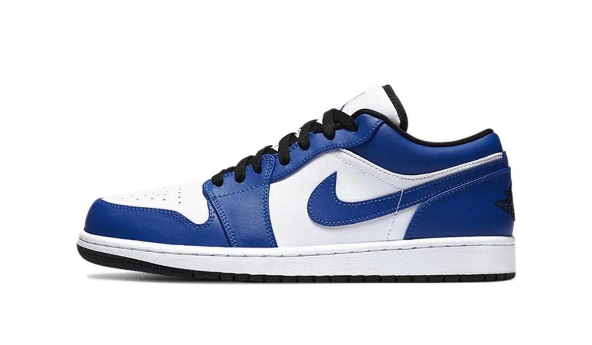 Nike Air Jordan 1 Low Hyper Royal