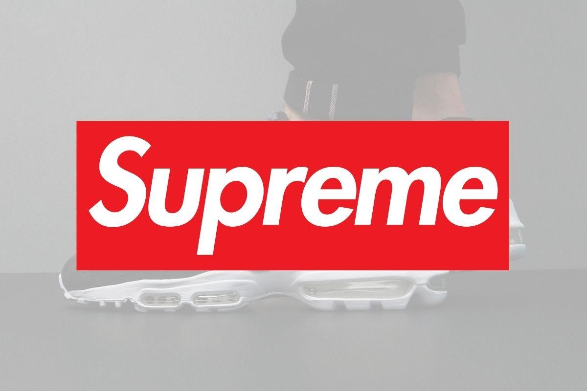 Supreme og Nike genopliver Air Max 96