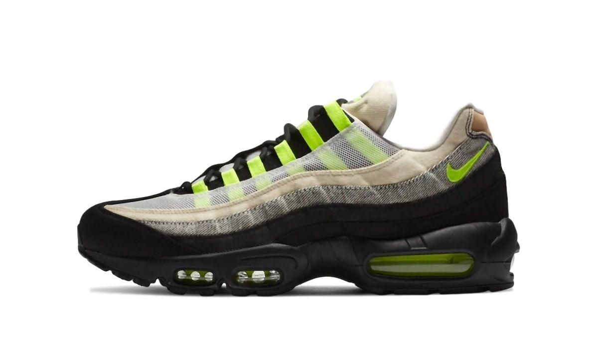 Denham x Nike Air Max 95 Neon