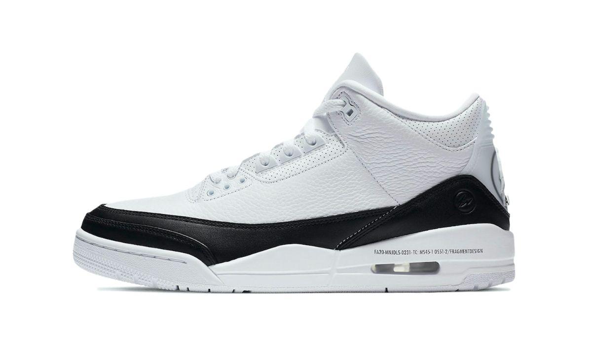 Fragment x Nike Air Jordan 3 Retro