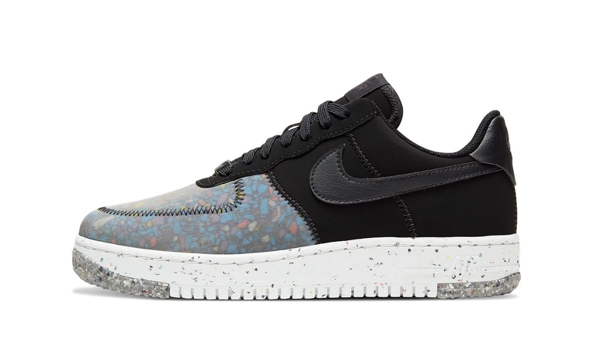 Nike Air Force 1 Crater Black
