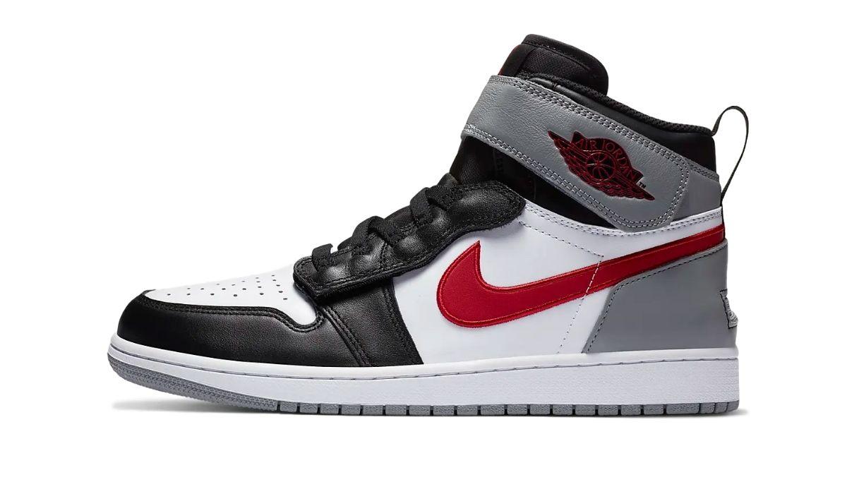 Nike Air Jordan 1 High Flyease Particle Grey