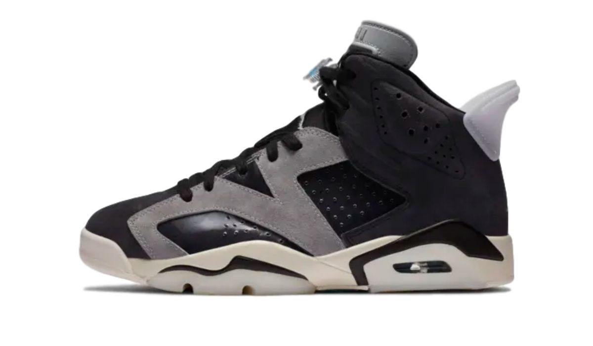 Nike WMNS Air Jordan 6 Tech Chrome