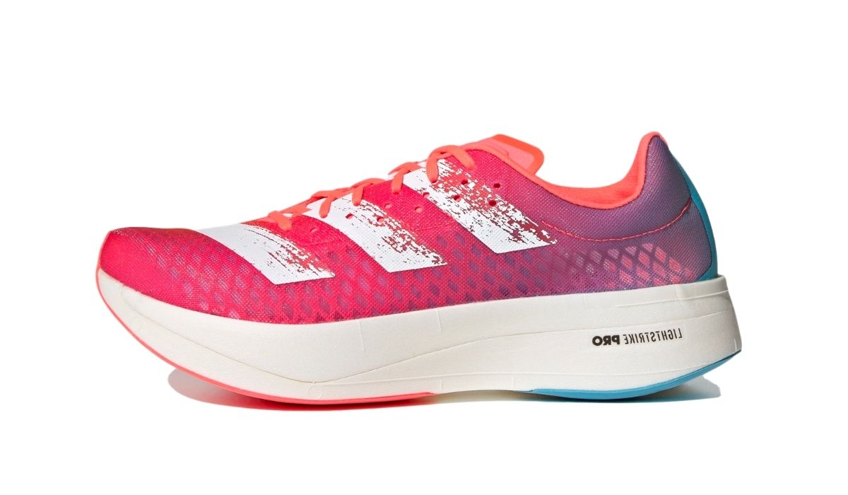 adidas Adizero Adios Pro Signal Pink